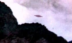 Disco Voador na Ilha da Trindade no ES