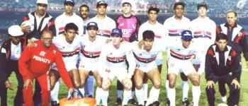 SP venceu a Libertadores, na noite suja que recordei a infância