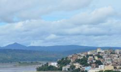 A Giganta Adormecida do Vale do Rio Doce