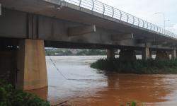 Nível do Rio Doce começa a cair em Colatina