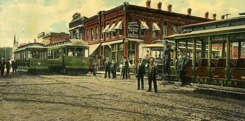 Lance de moeda no cara-coroa deu nome à cidade de Coffeyville nos EUA
