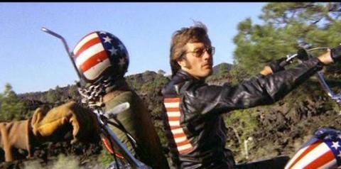 Peter Fonda, do clássico Easy Rider morre aos 79 anos