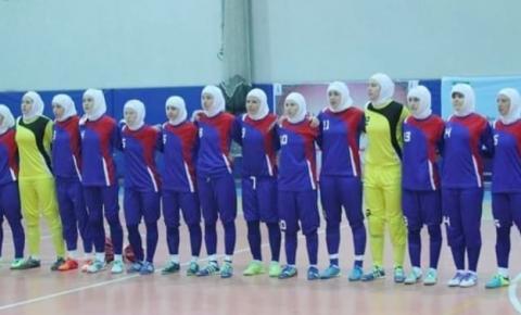 Meninas do Irã comemoravam cada gol como crianças, maior sensação de liberdade que podiam ter