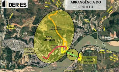 Governo libera contratação de projeto para construção da 3ª Ponte de Colatina