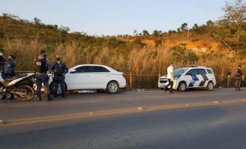 Taxista é morto durante assalto em Colatina