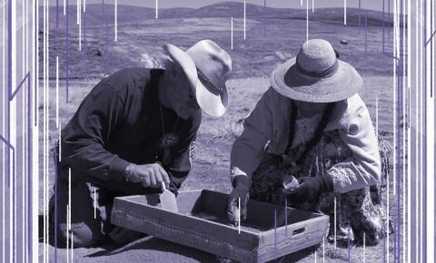 Mulheres pré-históricas também caçavam, revela novo estudo arqueológico