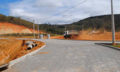 Construção da nova Creche Pernalonga sai do papel em Colatina