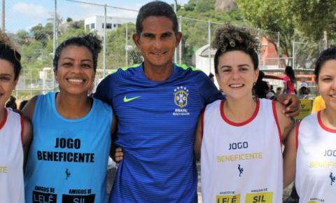Técnico da seleção brasileira destaca o grande potencial das atletas capixabas