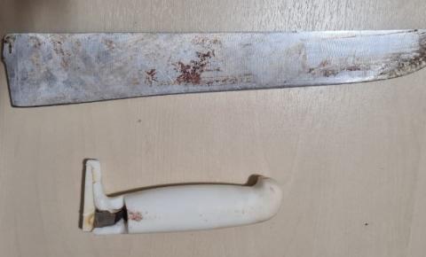 Lavrador acusado de matar a ex-mulher na frente dos filhos é preso em Colatina