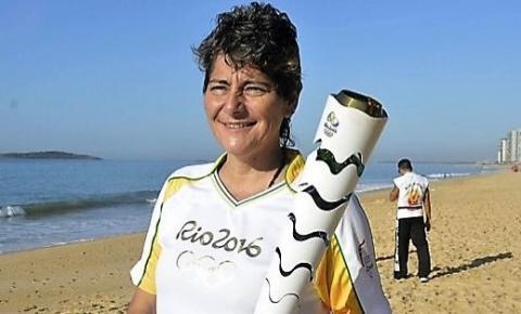 Vanuza Ferreira: caso de amor incondicional com o esporte