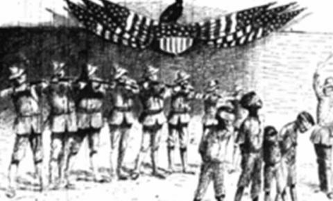 Vítimas da Guerra da Secessão nos EUA fugiram para o Espírito Santo