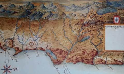 A Colonização de Colatina começou na verdade em 1572 por desbravadores