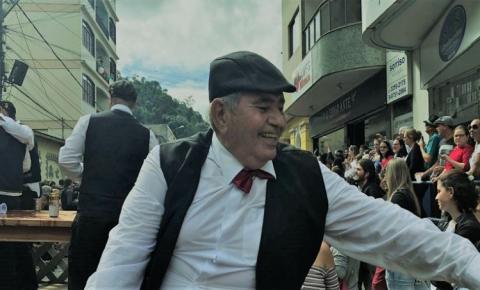 Morre ex-prefeito de Santa Teresa Gilson Amaro