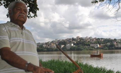 Aos 87 Anos, falece o artista plástico e escritor Filogônio Barbosa de Aguilar