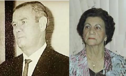 O casal Francisco Forzza e Olga Guidoni contribuiu com desenvolvimento de Colatina