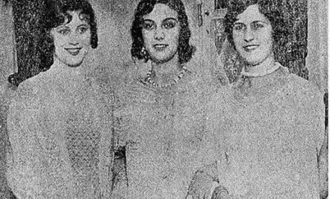 Miss Colatina ganhou e não levou o titulo em 1932