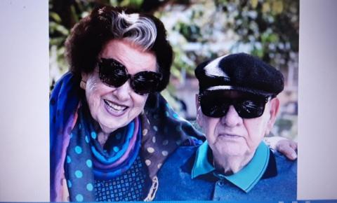 Fundadores do Unesc completam 72 anos de casamento