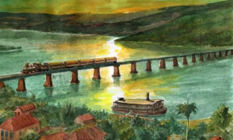 Ponte de Colatina sobre o Rio Doce criou travessia para o futuro