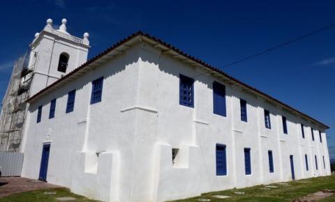 Igreja dos Reis Magos será reaberta na próxima segunda-feira, 2