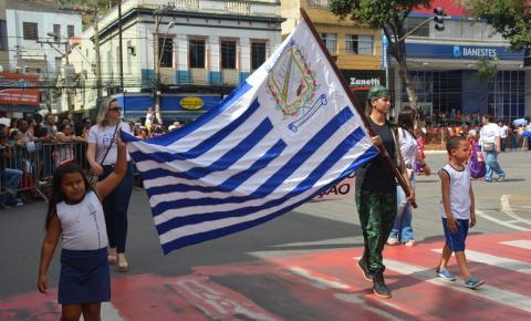 Festa de Colatina termina com desfile, caminhada ecológica e shows