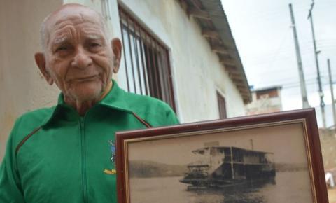 Zé Dias, o audaz marinheiro do Rio Doce