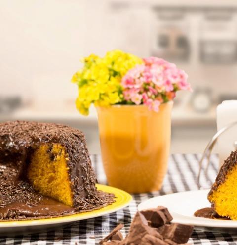 Dia Nacional do Bolo de Cenoura tem versões deliciosas da guloseima